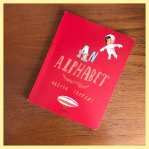 An alphabet Oliver Jeffers ABC