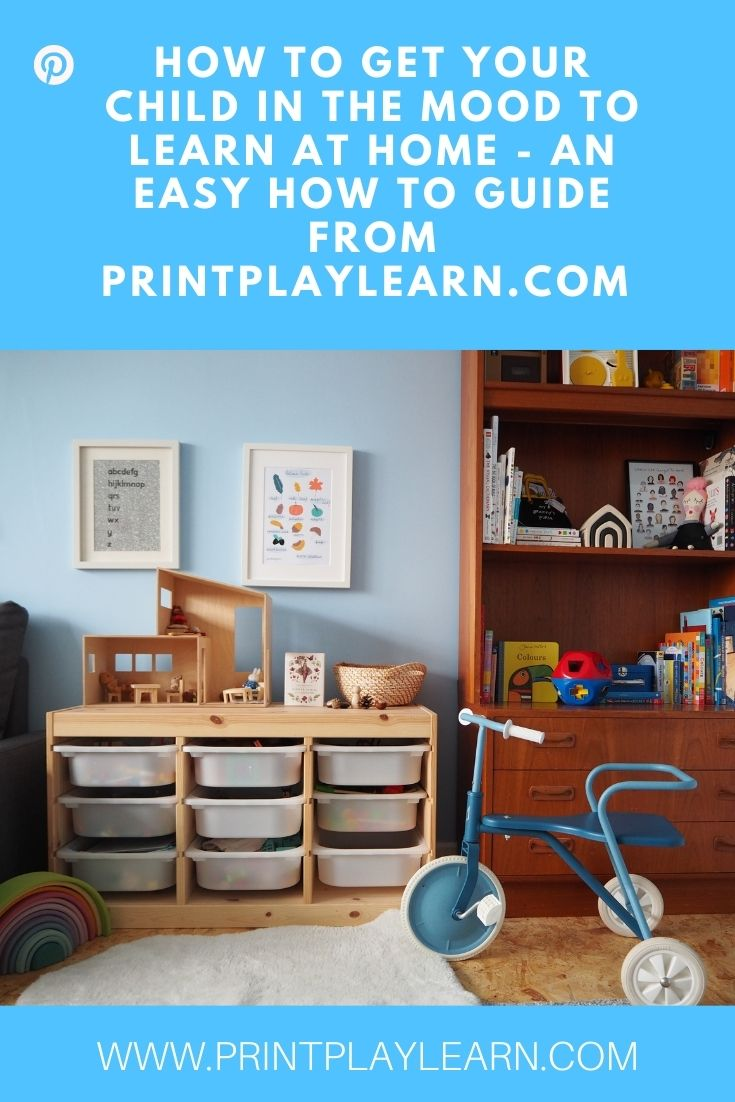 how to get your child in the mood to learn at home printplaylearn