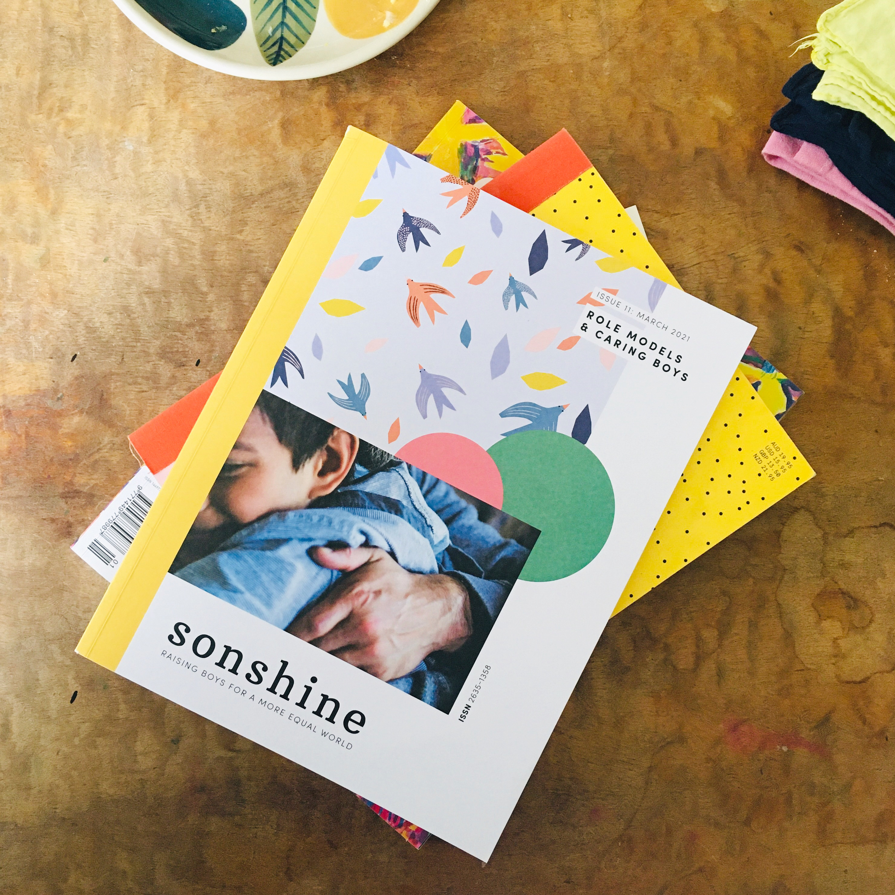 sonshine magazine kirstie playful business feature printplay learn