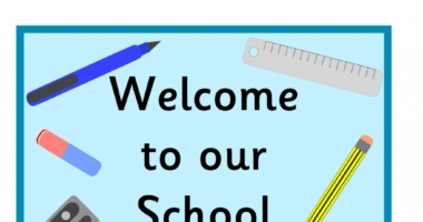 School Role Play for an Early Years (EYFS) or Year 1 (KS1) Classroom (roleplay)
