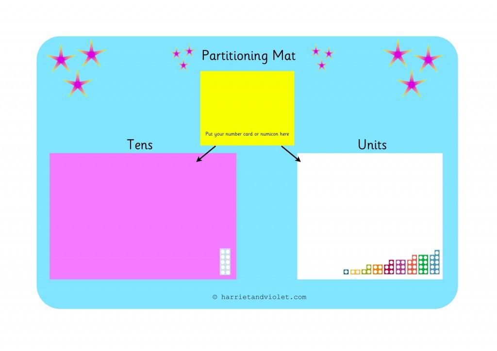 Teaching Resources, EYFS, KS1, KS2, Primary Teachers - Partitioning ...