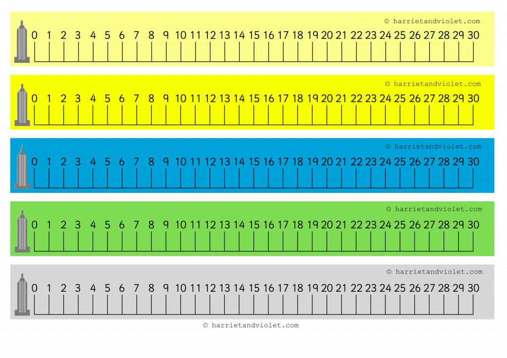 Number - Page 7 - Free Teaching Resources - Print Play Learn