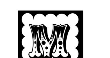 Magic Maths Instant Display Title – Circus Font