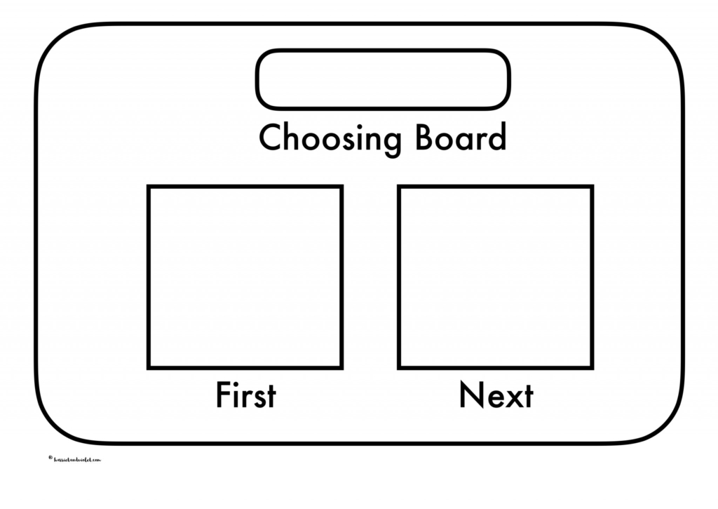 Choosing Board Template First & Then - Free Teaching Resources ...