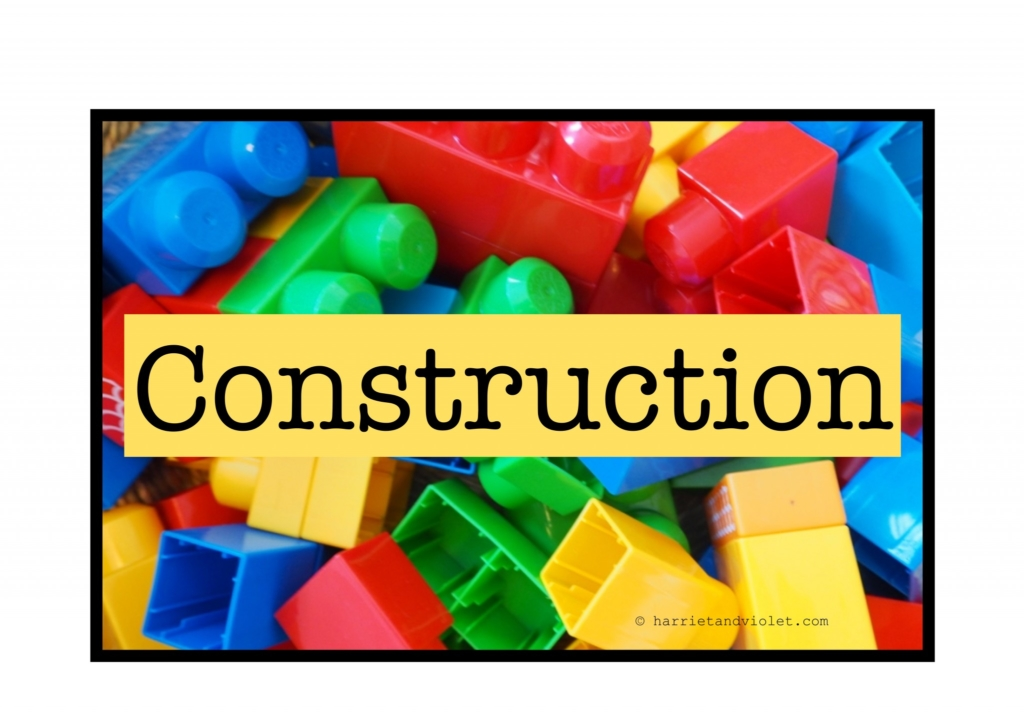 Construction area display lettering construction area display - Free Teaching Resources Eyfs Ks1 Ks2 Primary Teachers