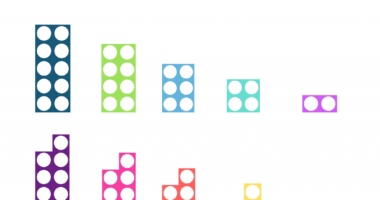 Numicon style – odd and even small for games