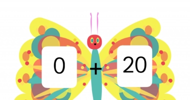 Number Bonds 0 to 20 – The Very Hungry Caterpillar ink save