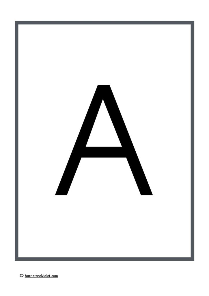 plain letter