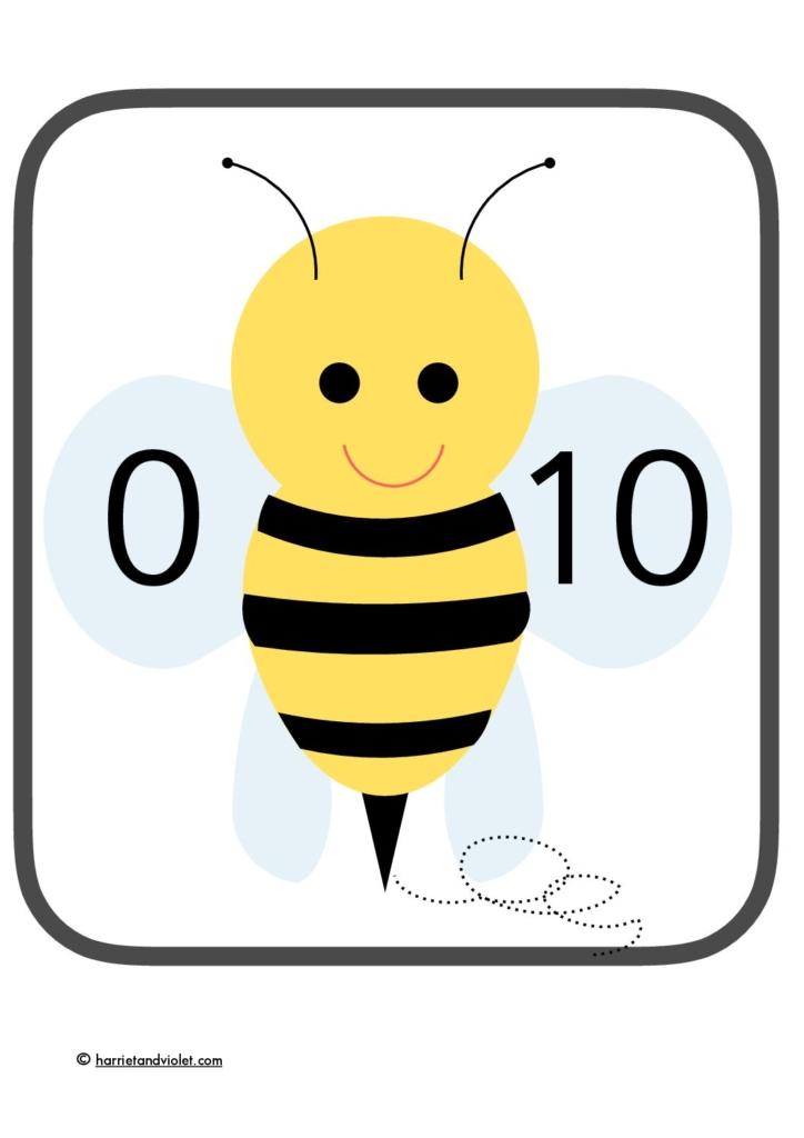 Number bonds 0-10 Bee - making 10 - Free Teaching Resources ...