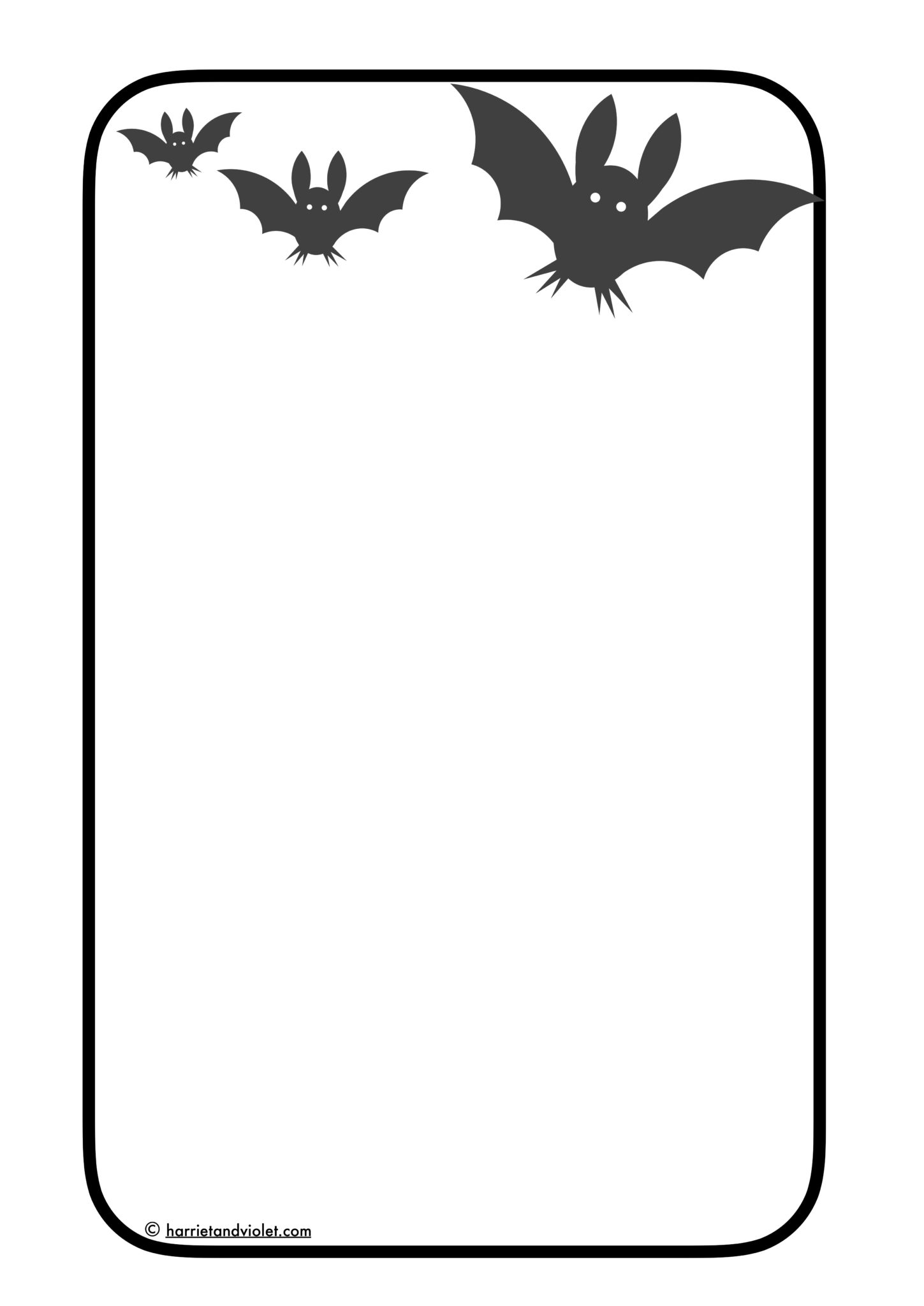 It's just a graphic of Free Printable Halloween Borders with regard to word document