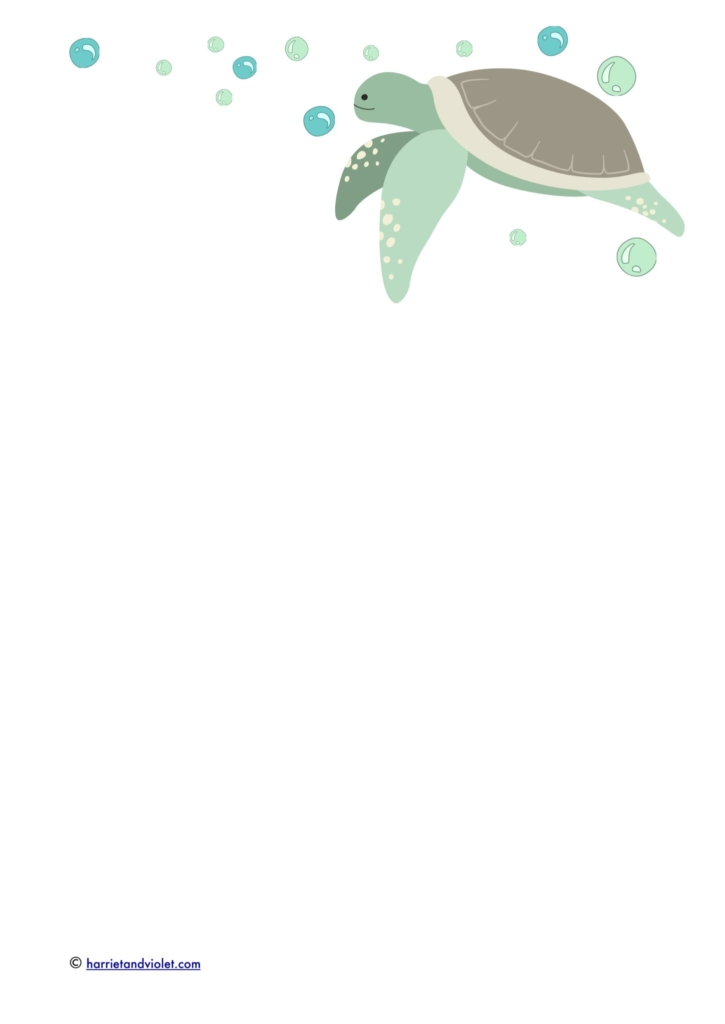 sea turtle essay The largest known turtle, archelon, a genus of sea turtles that lived during the  late cretaceous, reached a length of about 35 metres (12 feet) softshell turtles .