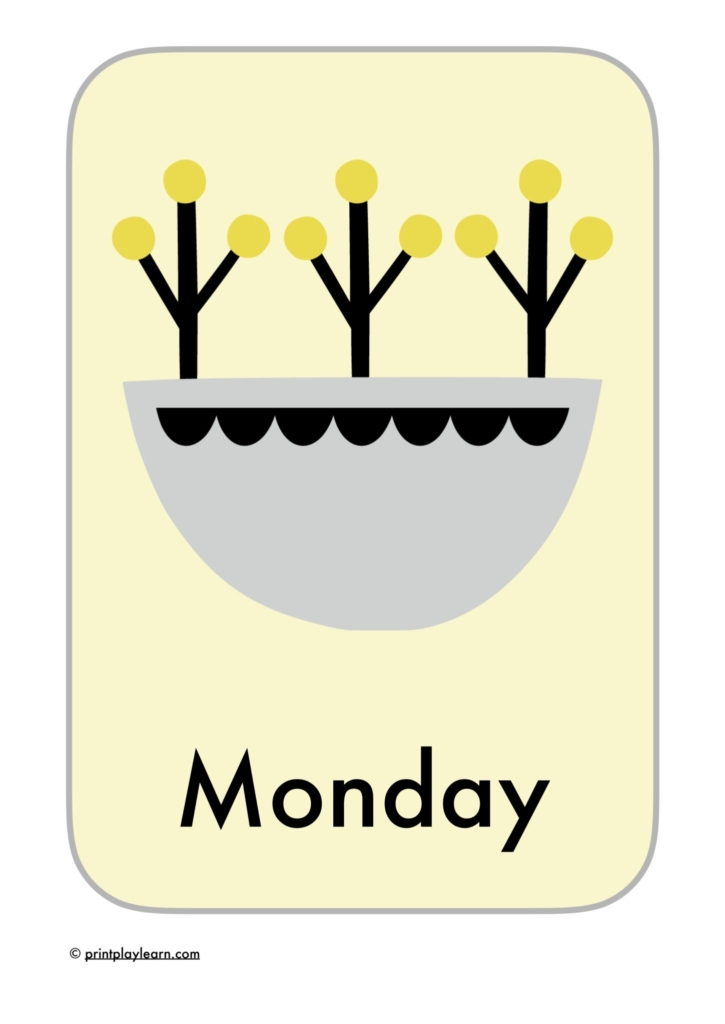 plant day of week