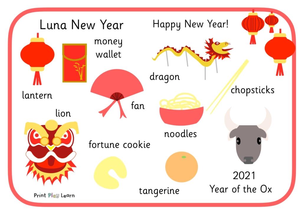 luna new year 2021